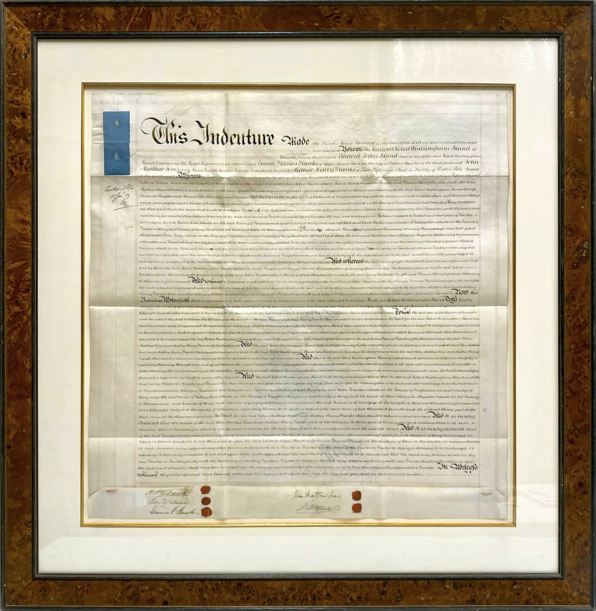 2040 - This Indenture by Document