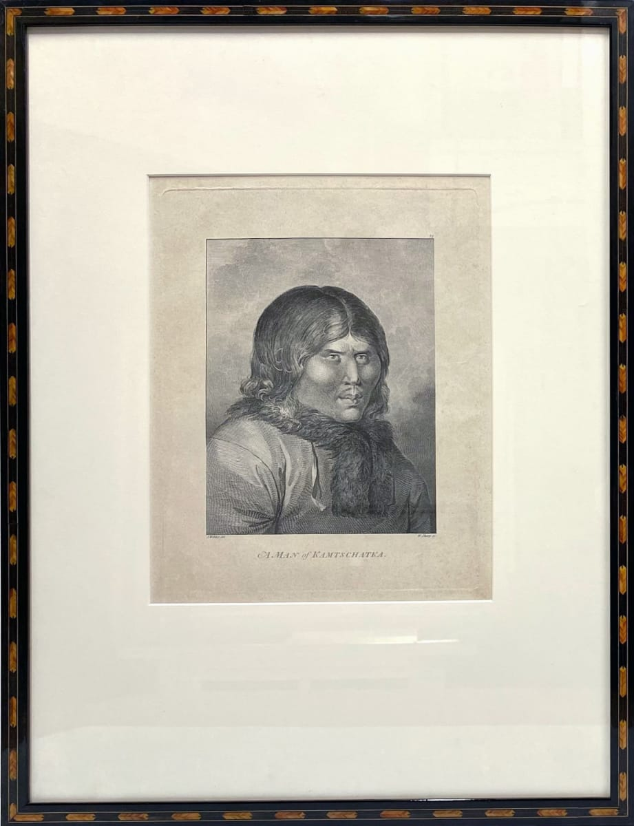 2064 - A Man of Kamtschatka by William Sharp (1749-1824)