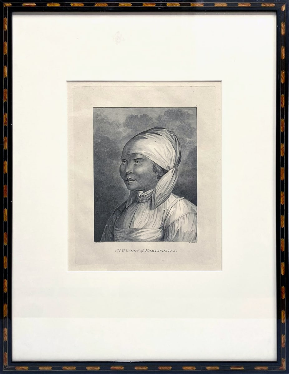 2065 - A Woman of Kamtschatka by William Sharp (1749-1824)