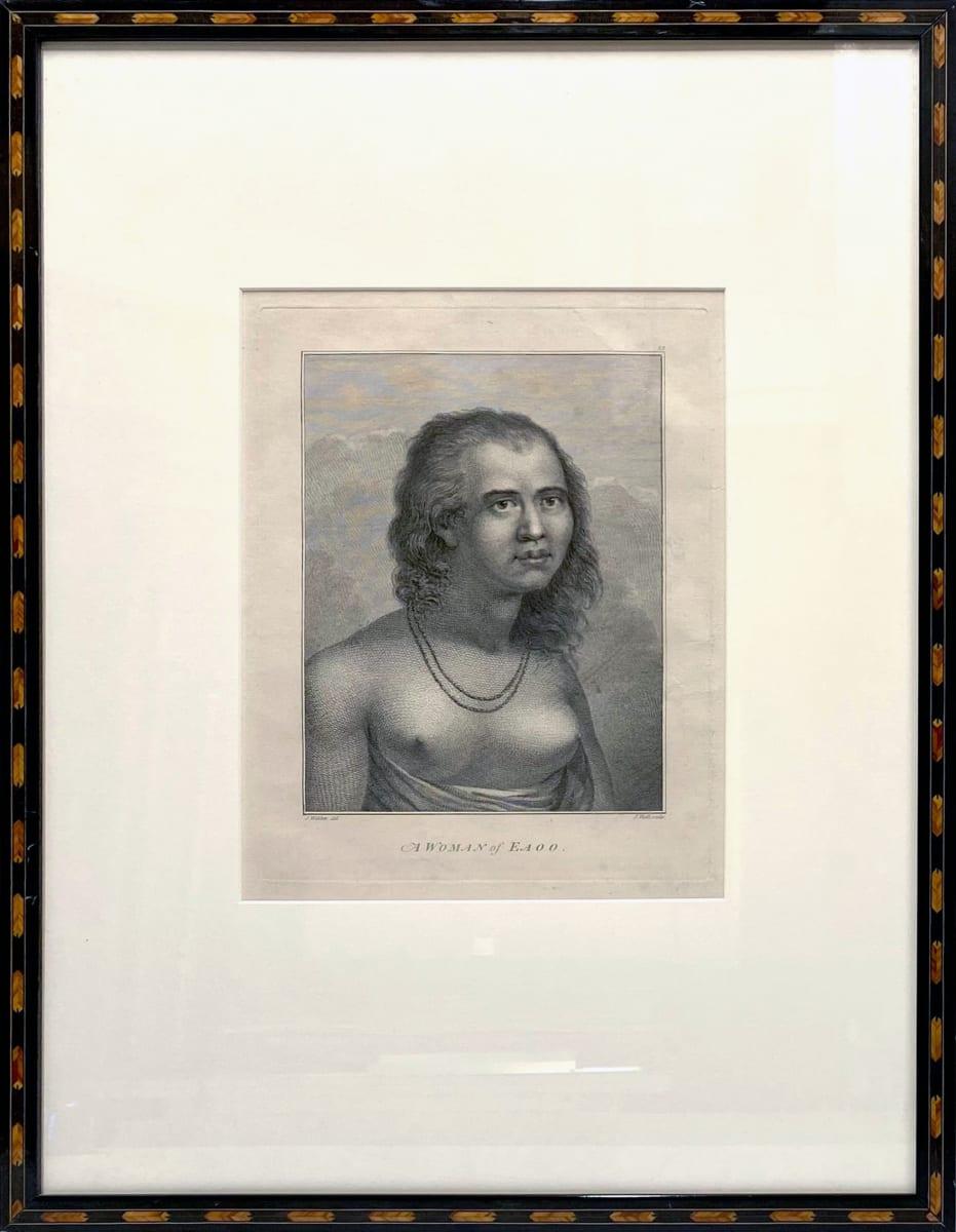 2066 - A Woman of EAOO by John Hall (1739 - 1797)