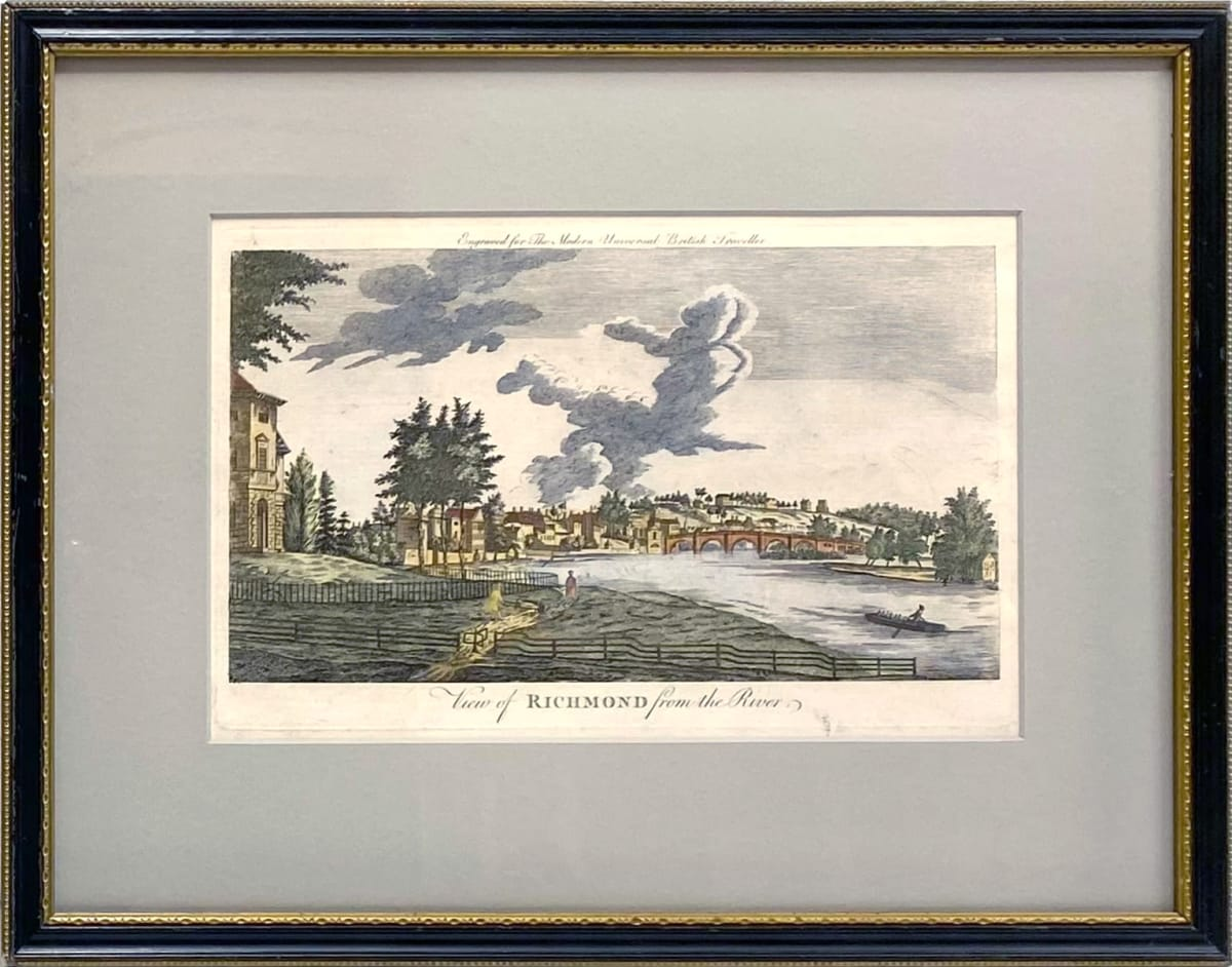 2658 - The View of Richmond from the River