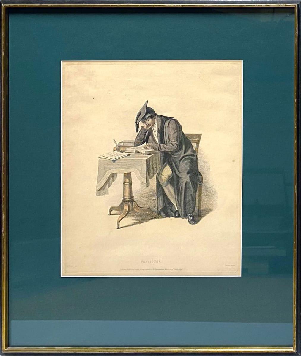 2769 - Pensioner by I. Uwins &  J. Agar