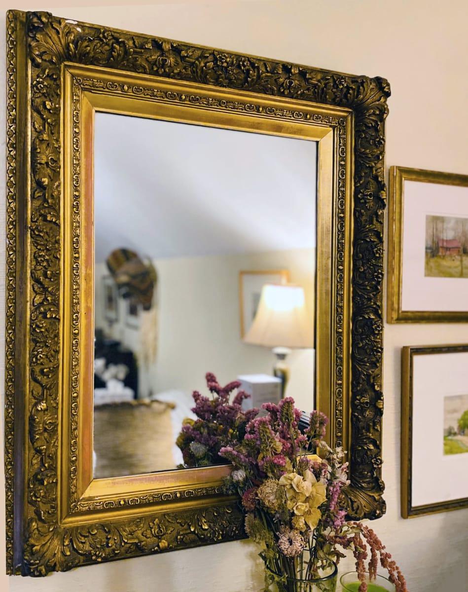 5165 - Ornate Mirror