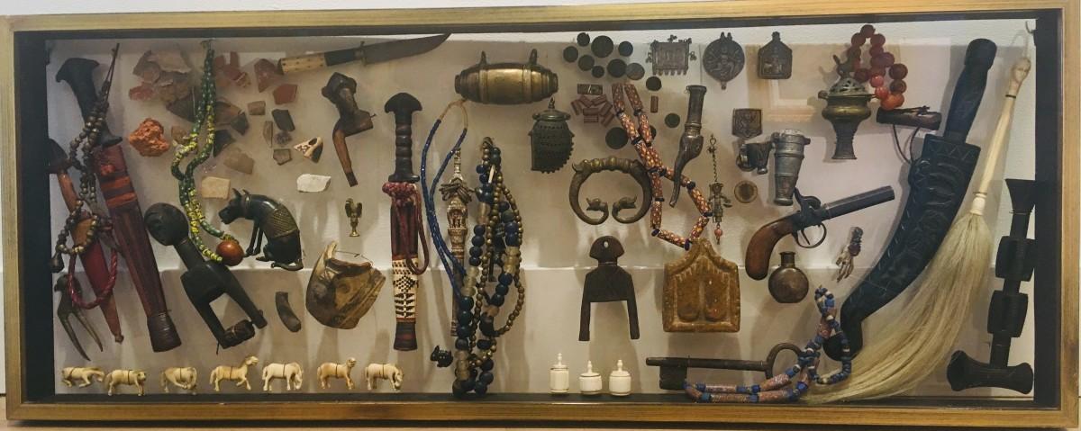 4051 -Cabinet of curiosities, Wunderkammer