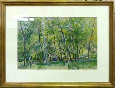 2427 - Bois de Boulogue by Llewellyn Petley-Jones (1908-1986)