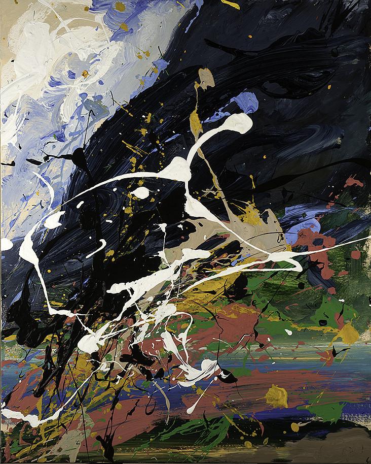 0409 - Coastal Mountain Colour by Matt Petley-Jones