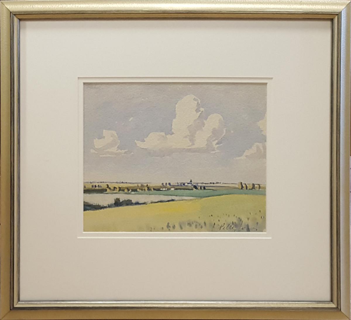 2318 - Cumulus Cloud by Llewellyn Petley-Jones (1908-1986)