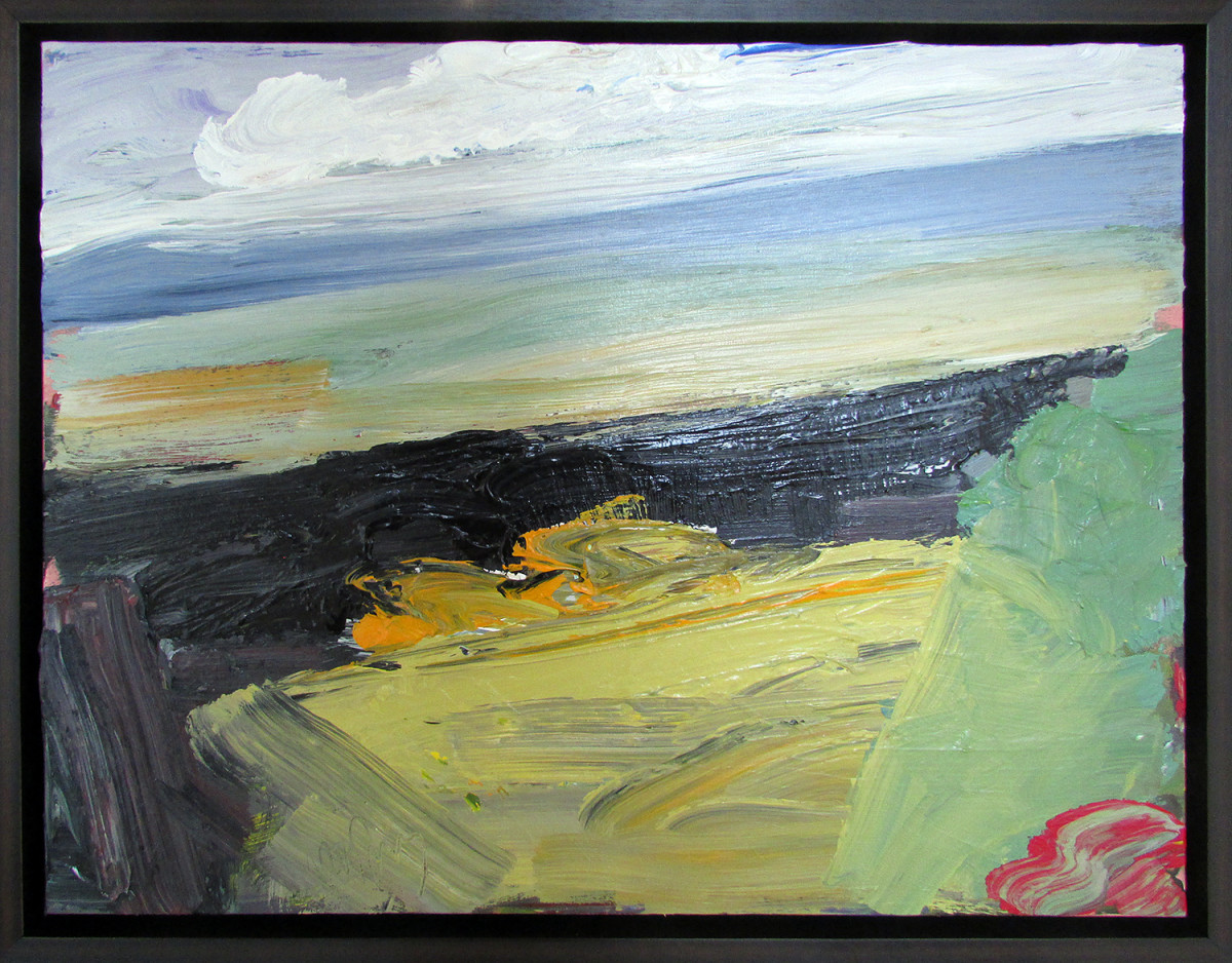 0447 - Green Forms by Matt Petley-Jones