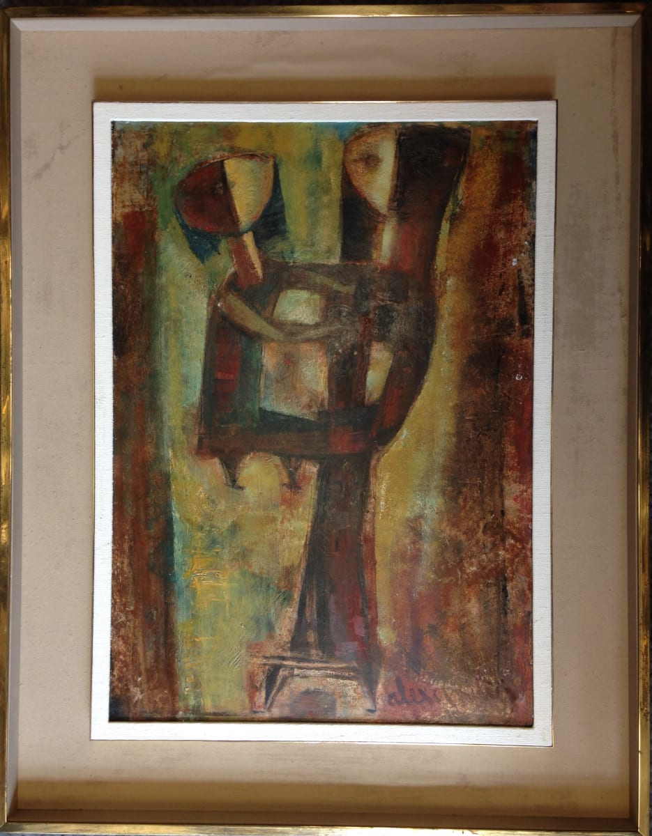 1001 - Figurative Abstract #2