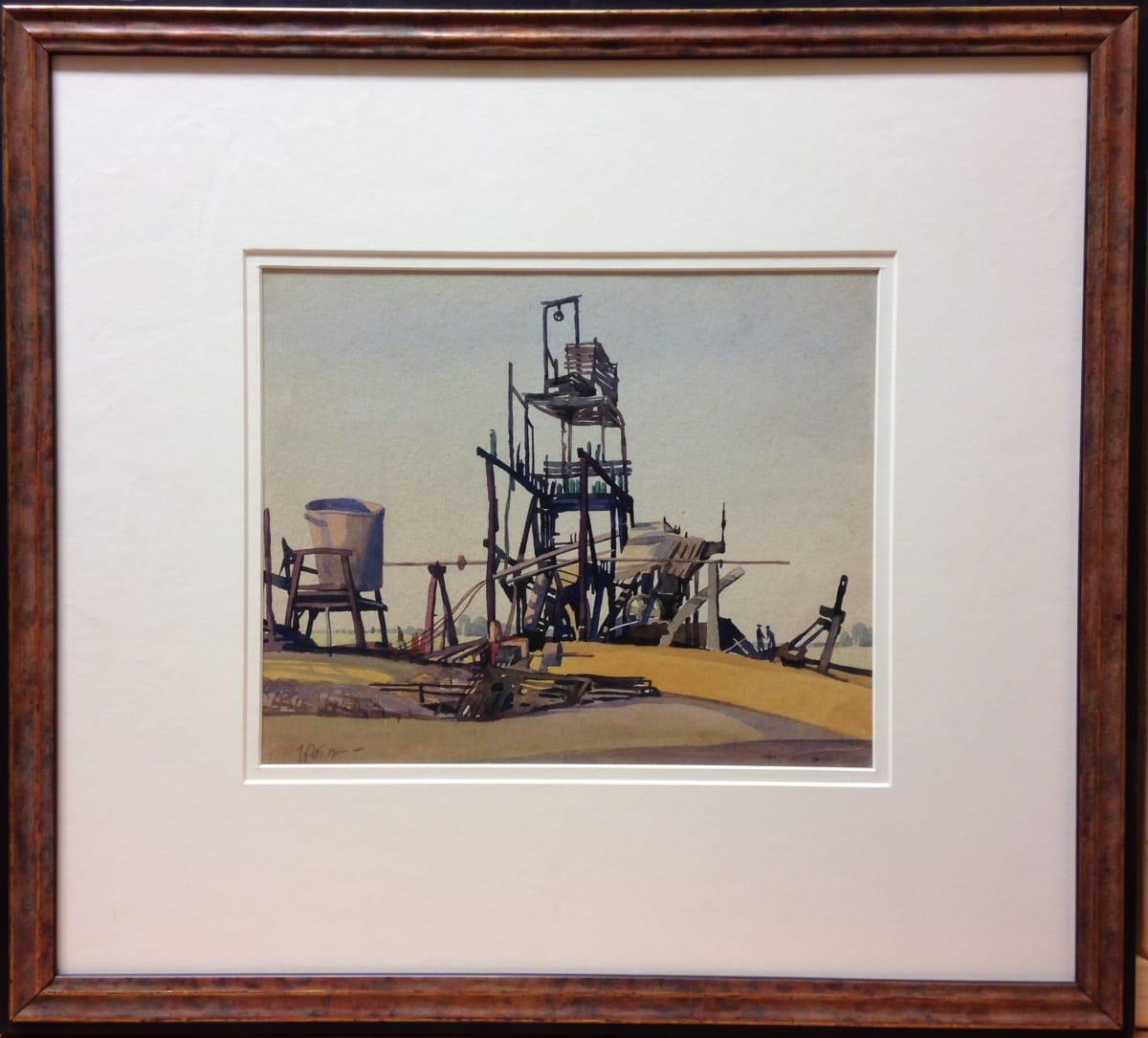 1032 - Old Mine II by Llewellyn Petley-Jones (1908-1986)