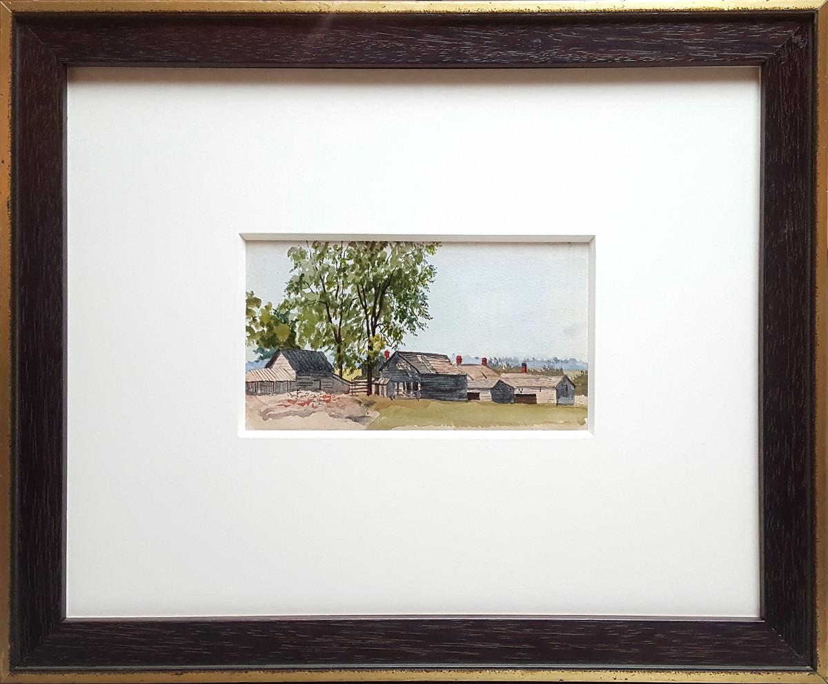 2194 - A Part of Dundas, Ontario 1868 by Marmaduke Matthews (1837-1913)