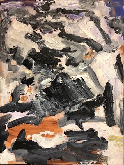 0648 - Snow Flurry by Matt Petley-Jones