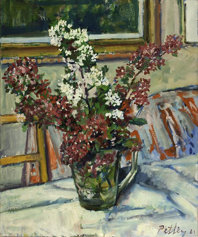 0228 - May Blossoms by Llewellyn Petley-Jones (1908-1986)