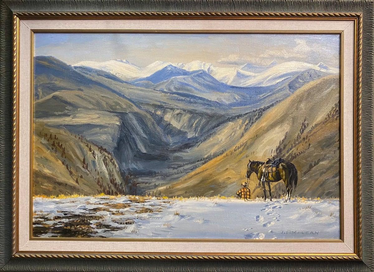 1067 - Sheep Hunting in Jasper Area