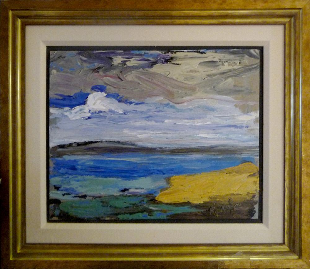 0479 - Ochre Point by Matt Petley-Jones