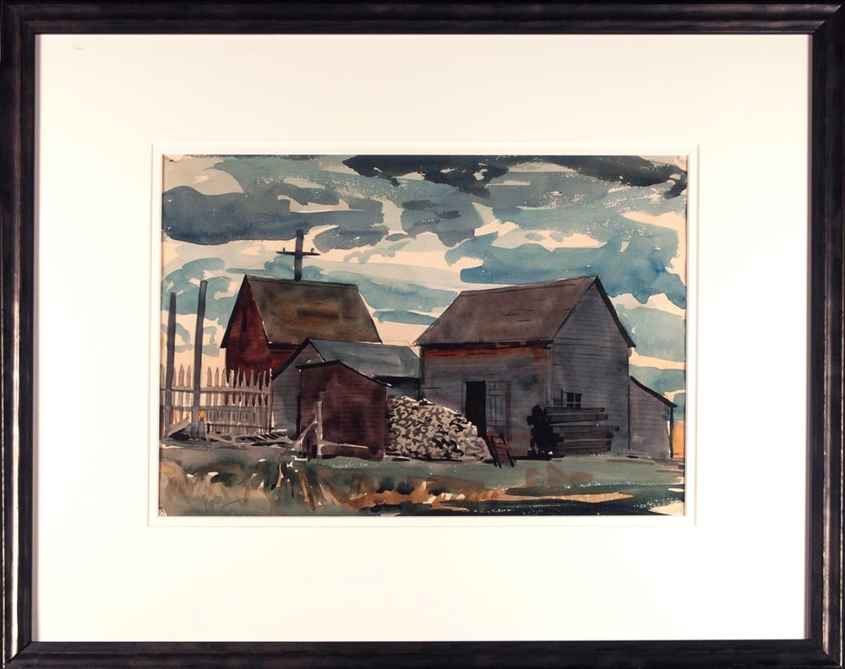 3080 - October 5th, 1932 by Llewellyn Petley-Jones (1908-1986)