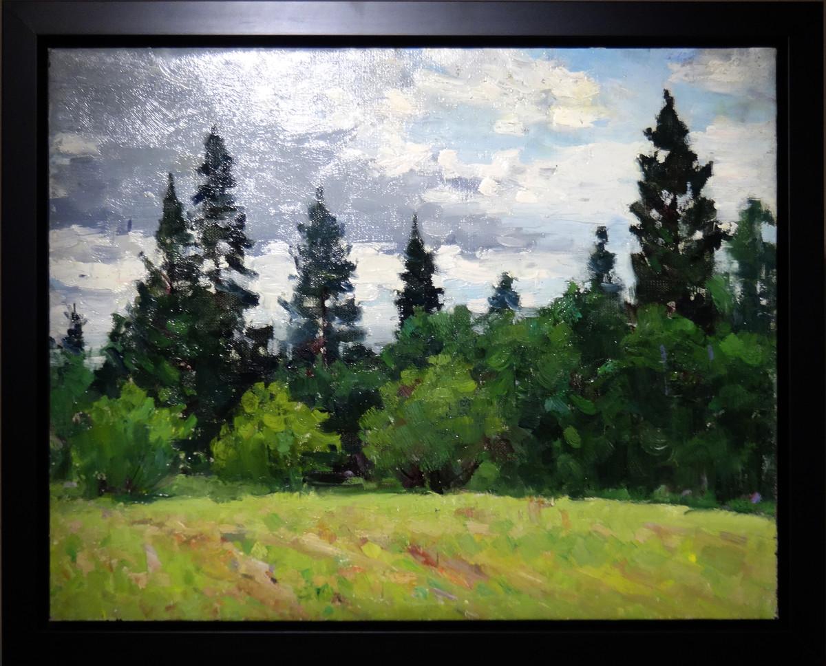 0114 - Green (untitled landscape IV)