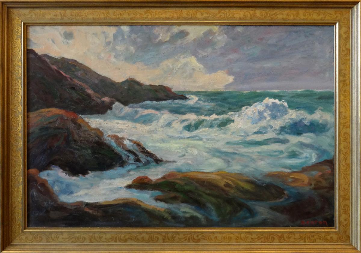 0149 - Tide on the Rocks by Sexton
