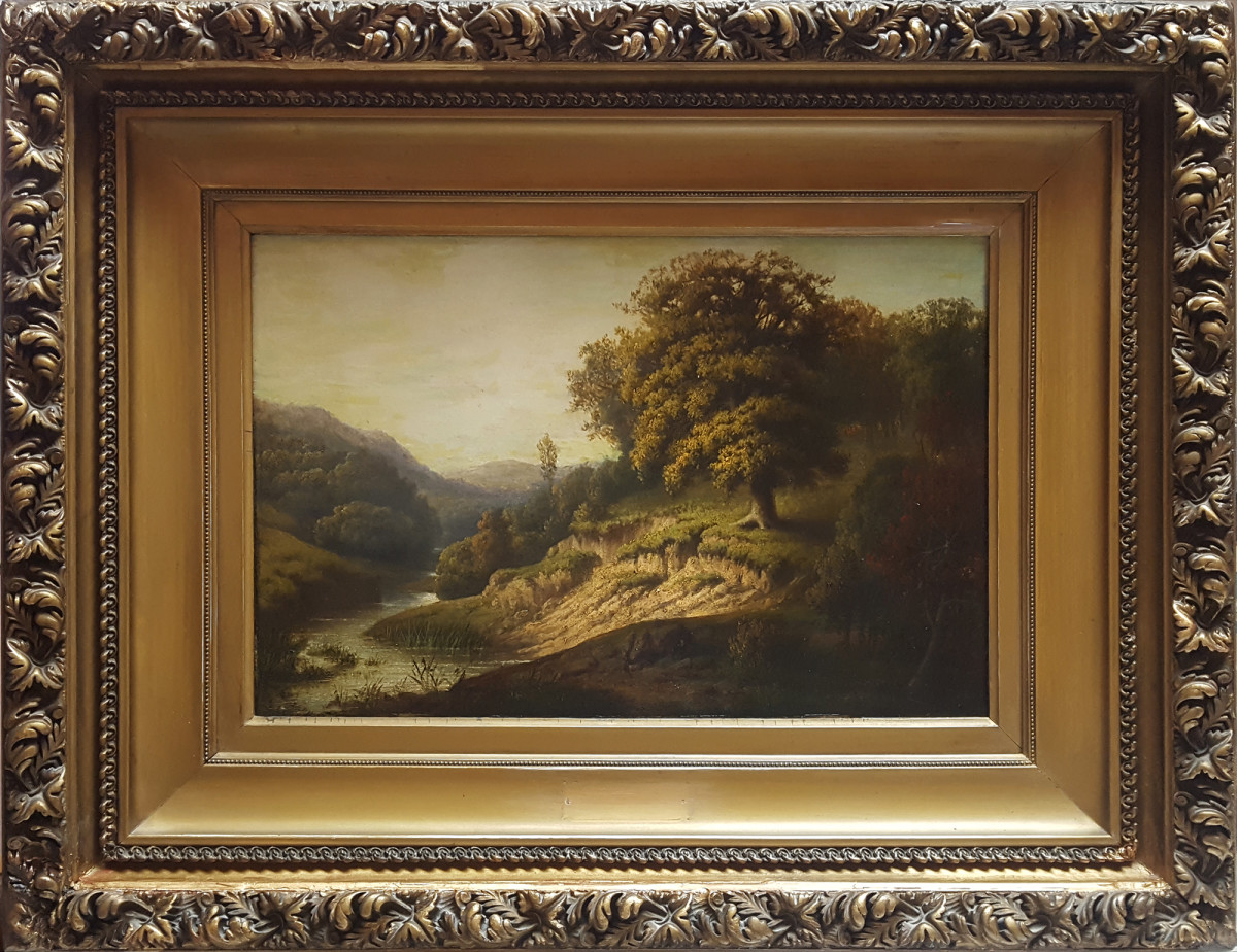 0171 - Landscape by American Unknown