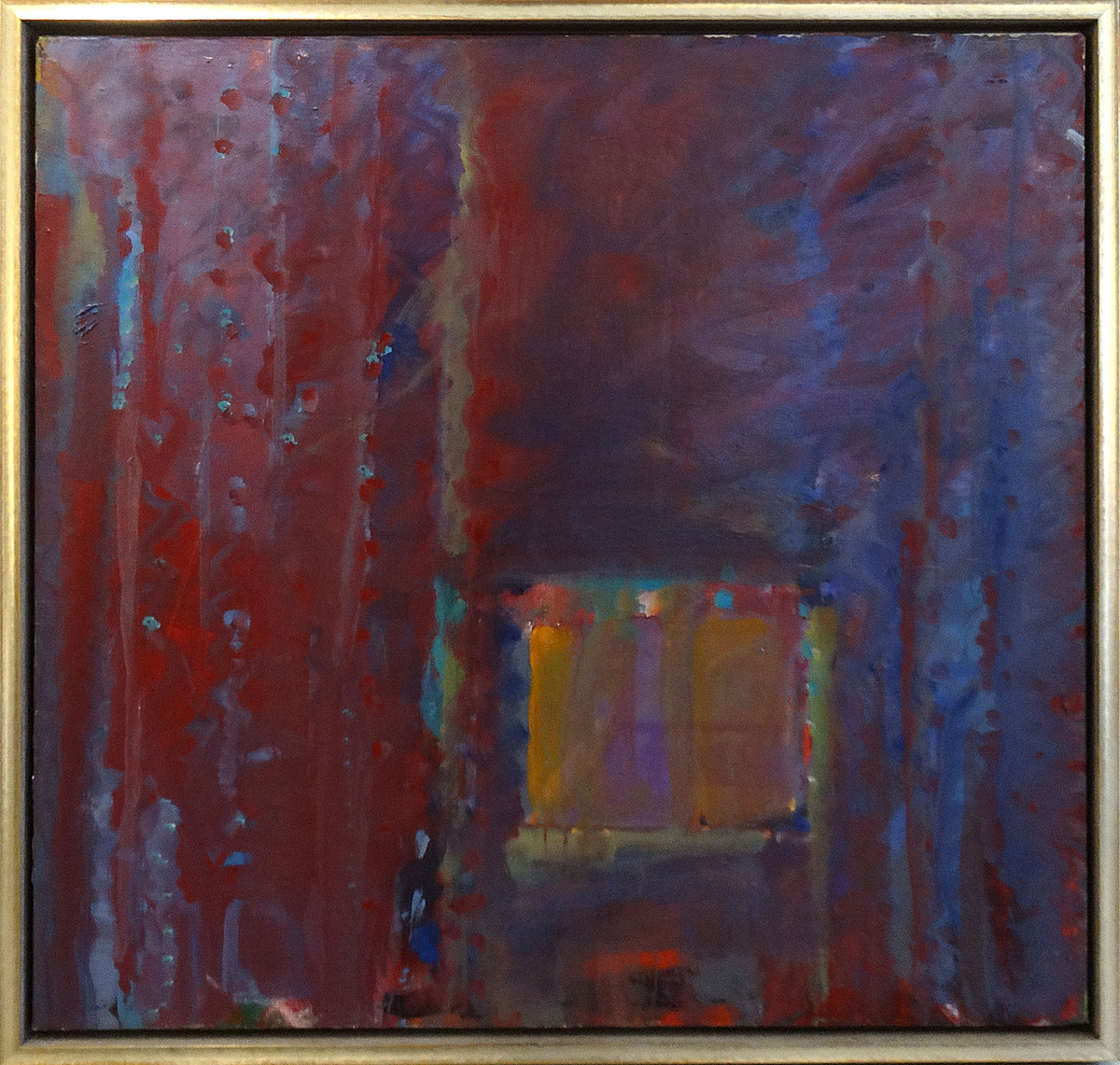 0019 - Untitled Abstract by Charlotte Brieff