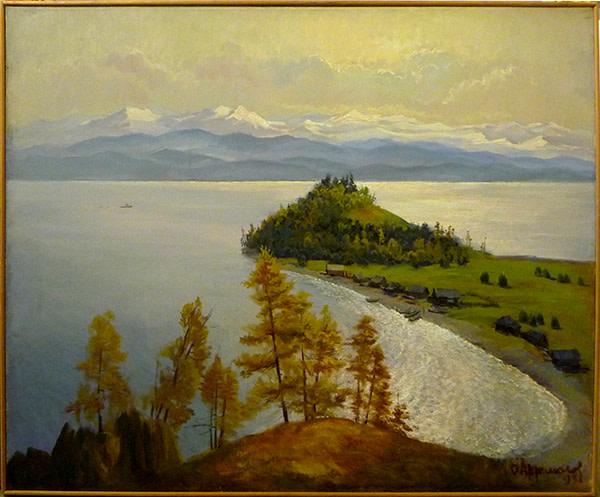 0008 - Coastal View