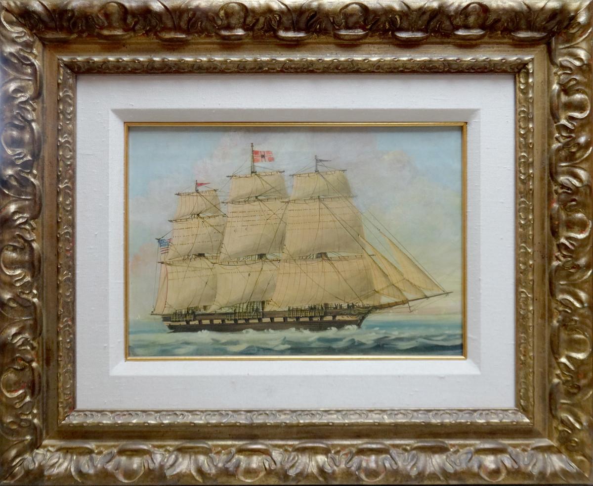 0095 - Old Sails