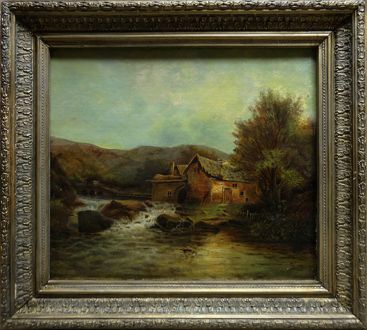 0096 - French Mill by French Unknown