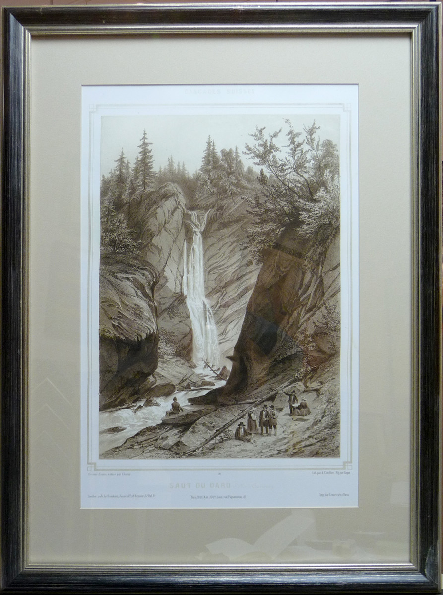 2012 - Saut ou Dard by Cascades Suisses Unknown
