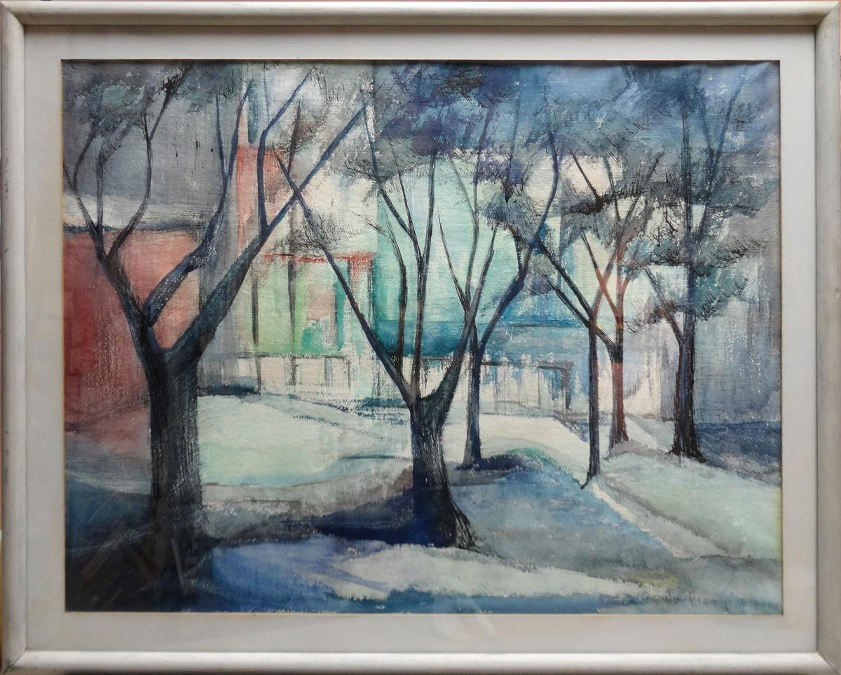 2038 - A Winter's Evening