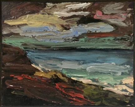 0560 - The Inlet by Matt Petley-Jones