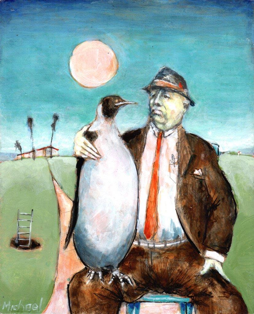The Surrealist by Michael Hermesh