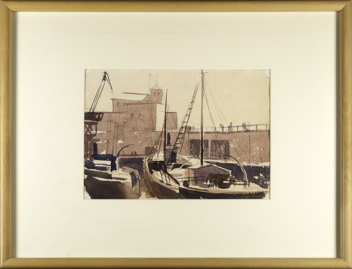 2390 - Vancouver 1933 by Llewellyn Petley-Jones (1908-1986)