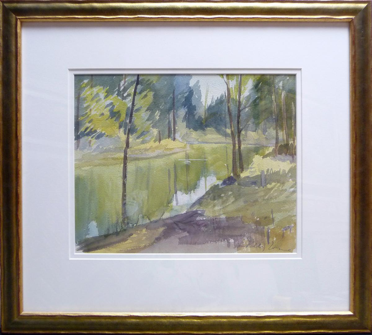 2383 - Whitemud, Edmonton by Llewellyn Petley-Jones (1908-1986)