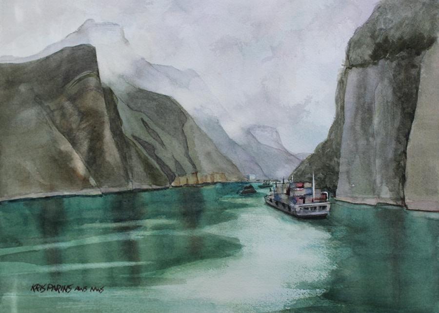 Misty Voyage