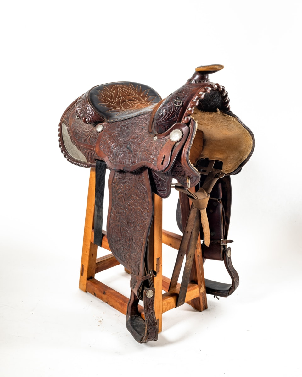 Saddle Series - 2 by Rigsby Frederick