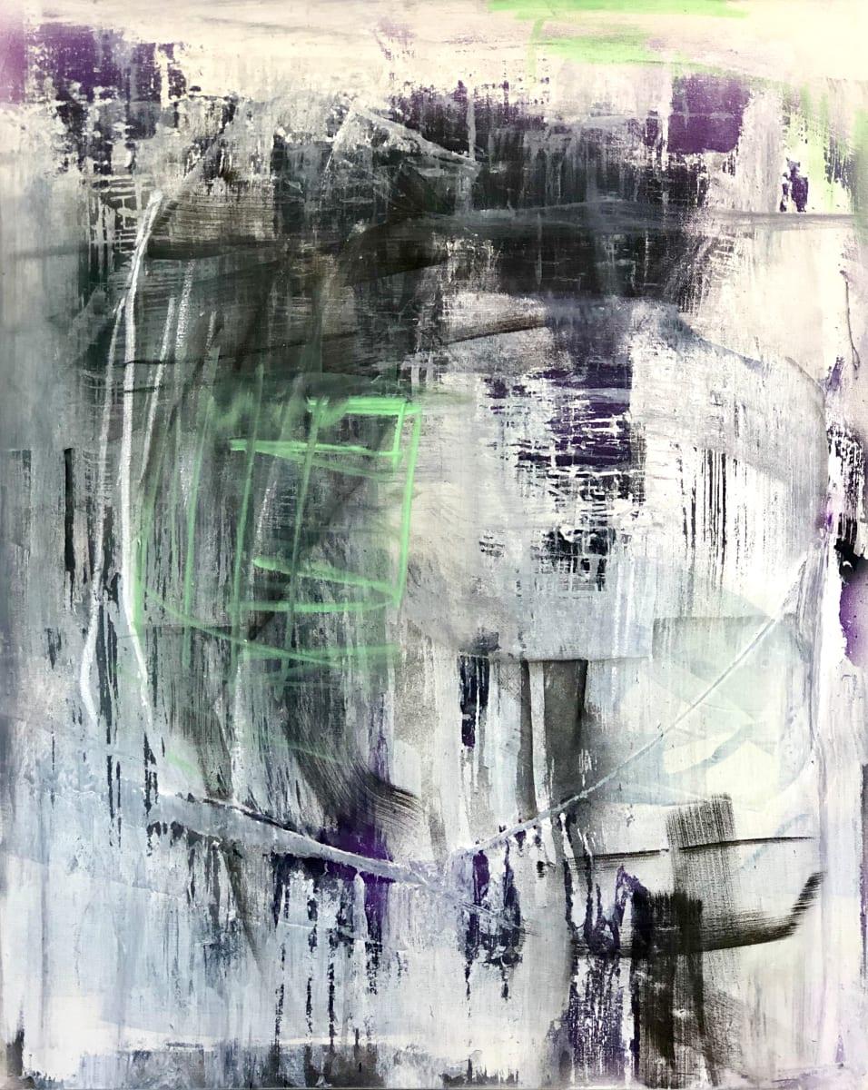 Purple Moon by Laura Viola Preciado