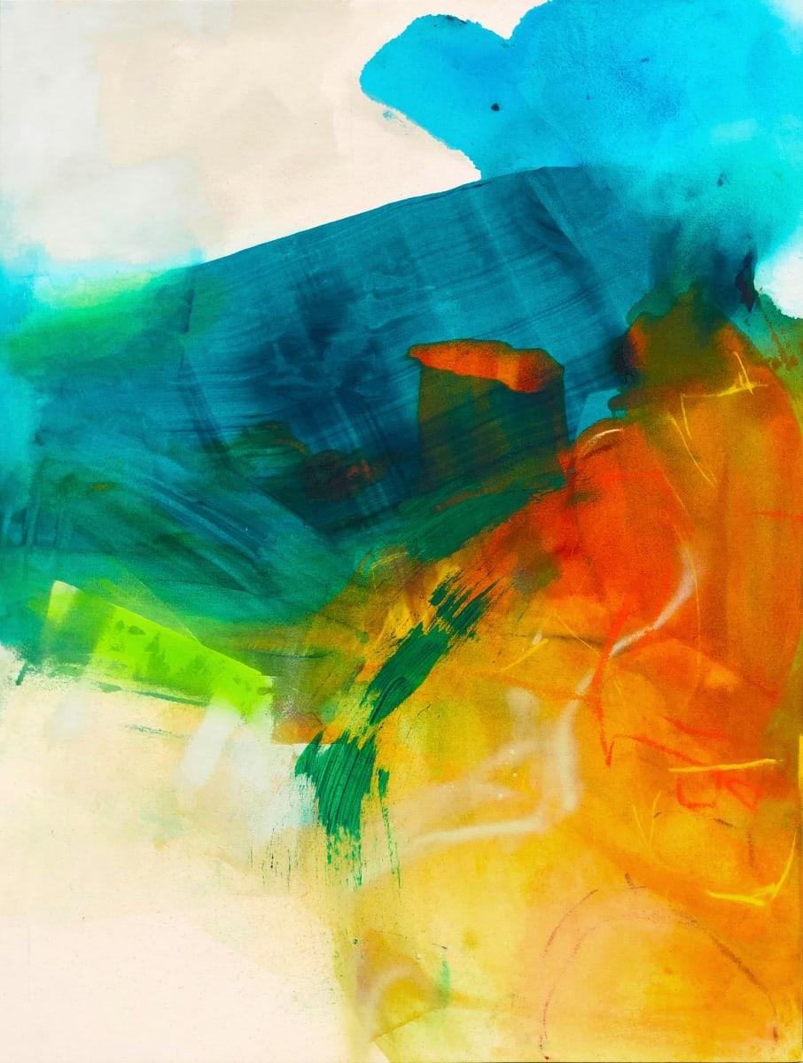 Summer's Color Song by Laura Viola Preciado