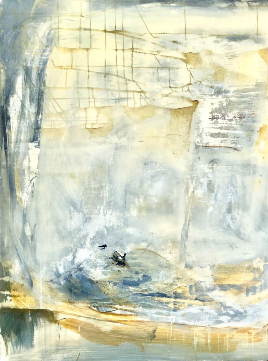 Golden Hinde by Laura Viola Preciado