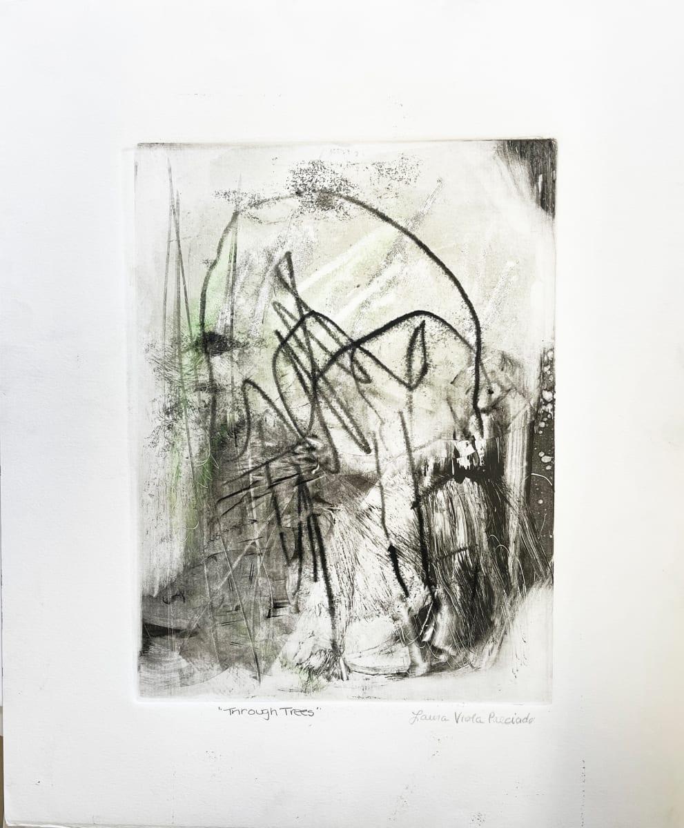 Through Trees by Laura Viola Preciado