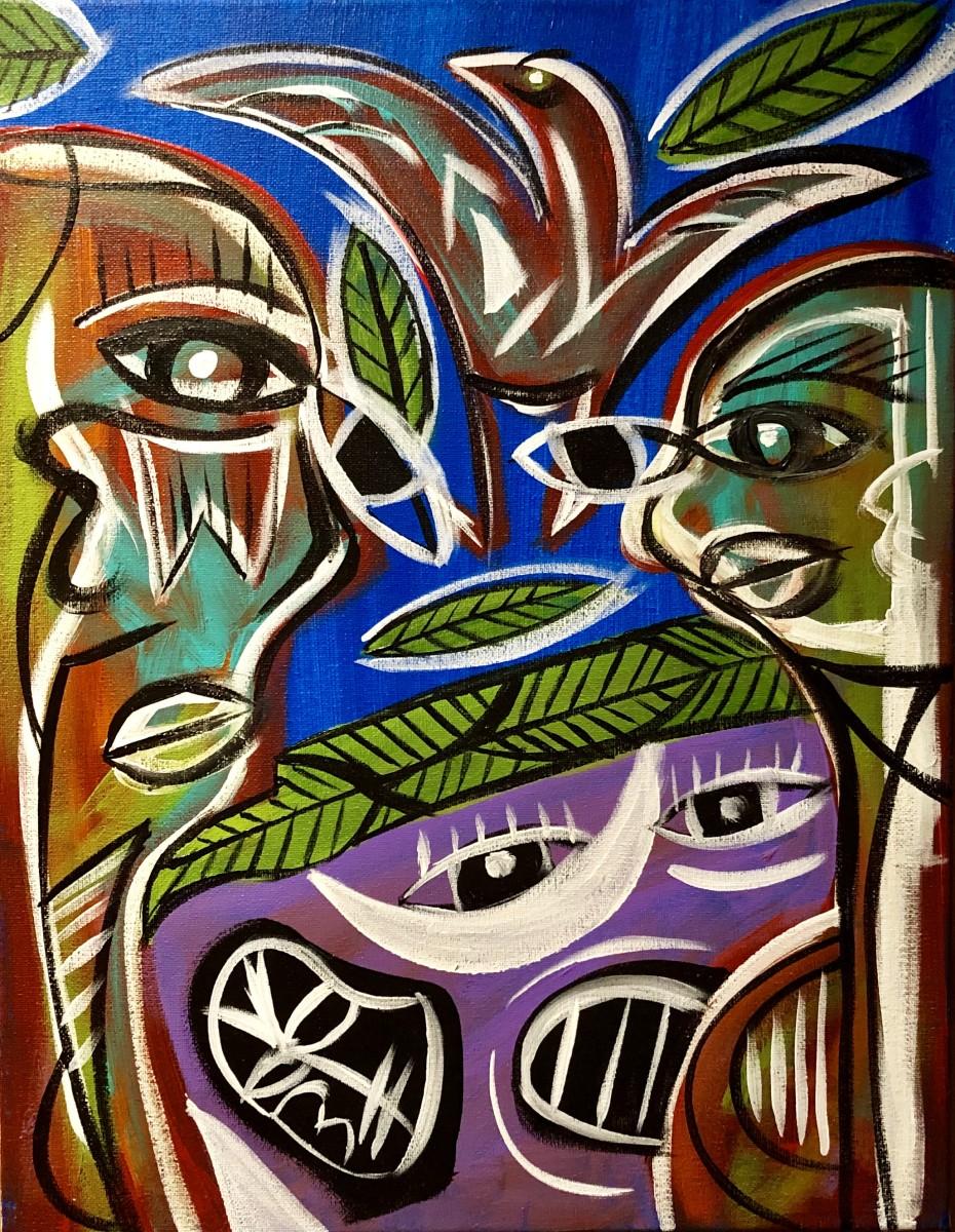 """The Village"" by Jon Osborne"