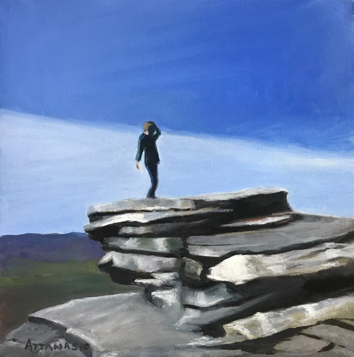 The Lookout by John Attanasio