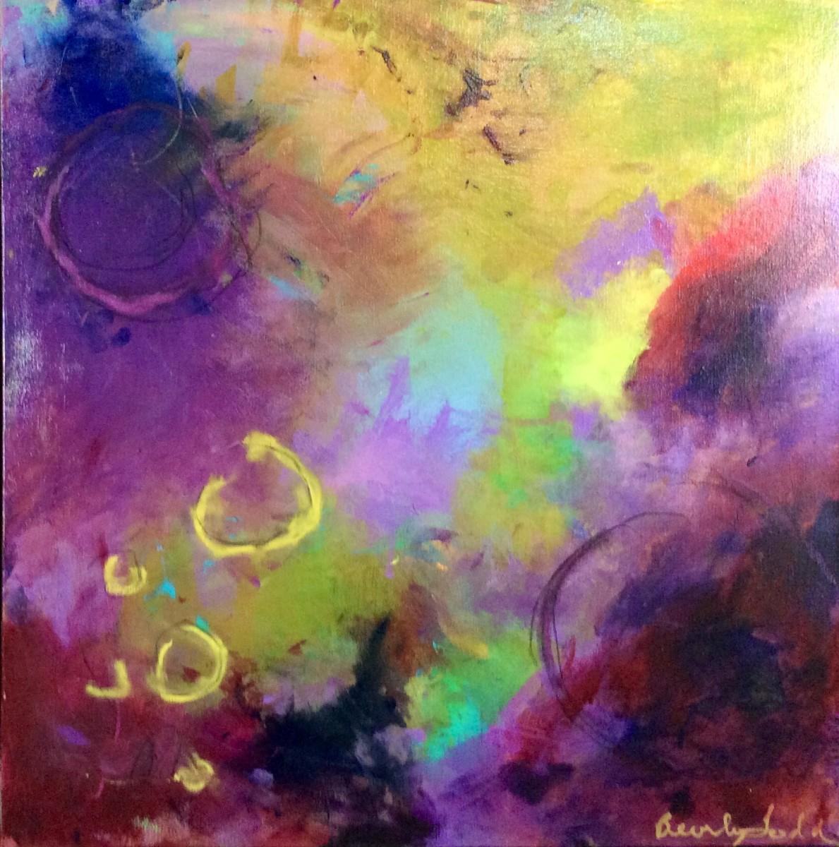 Cream De Ment Sea by Beverly Todd