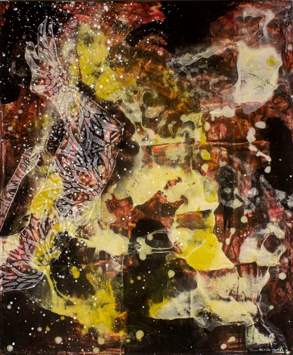 Diaphanous Bodies #10 by Sergio Gomez