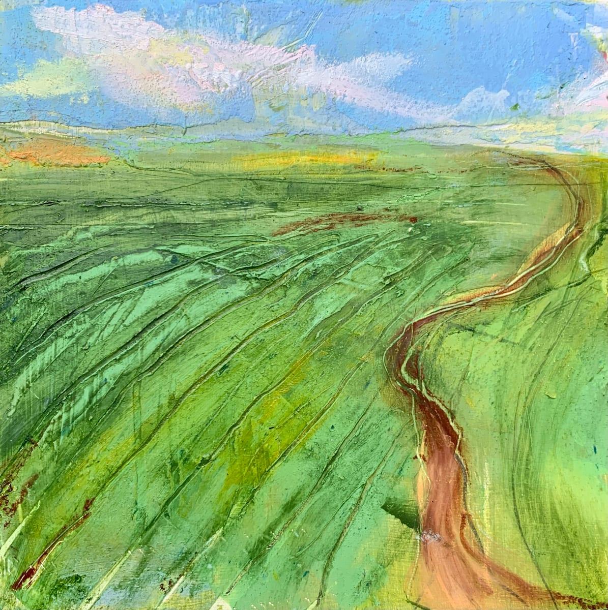 Little Landscape #1 by Sally Hootnick