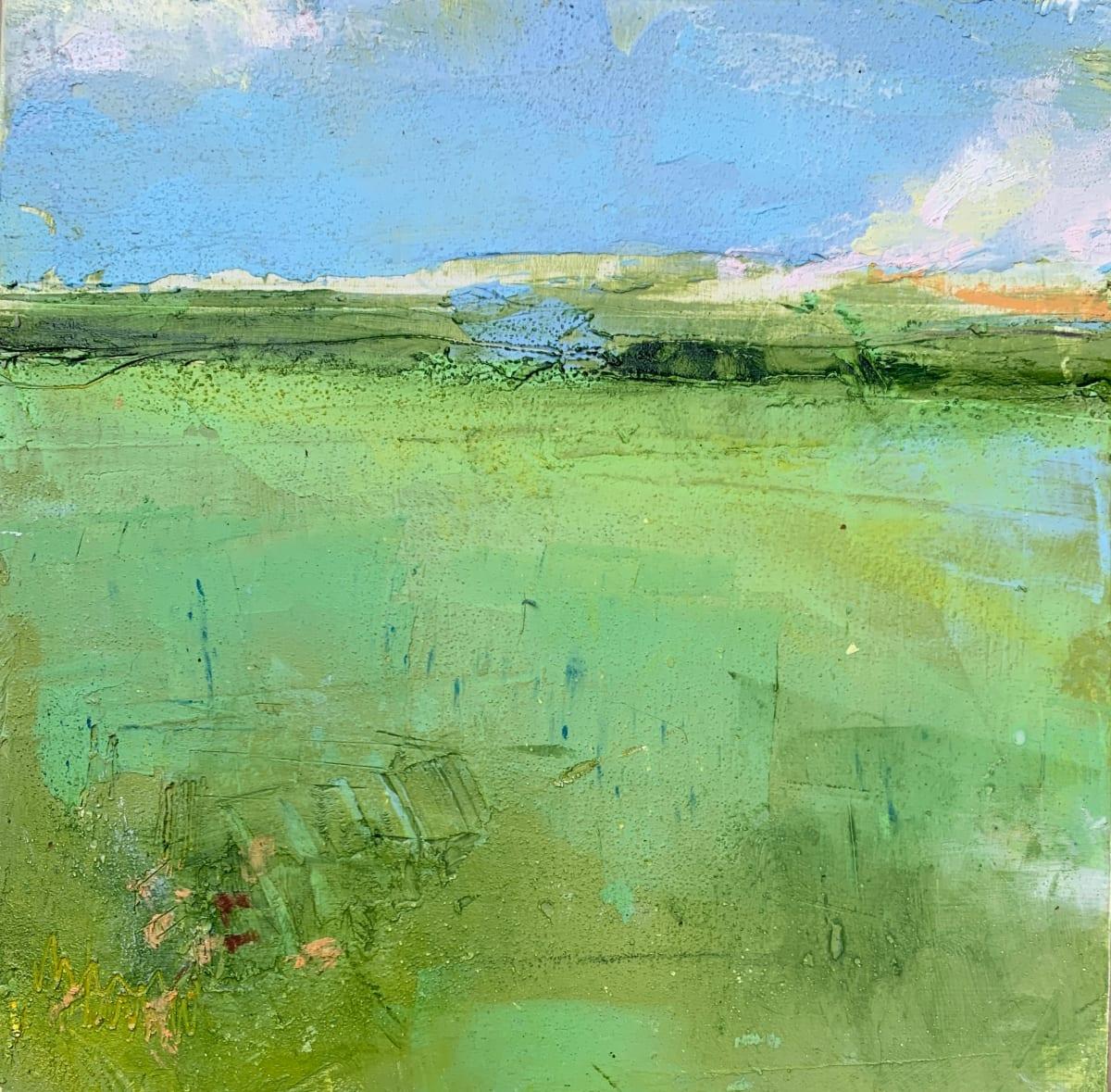 Little Landscape #4 by Sally Hootnick