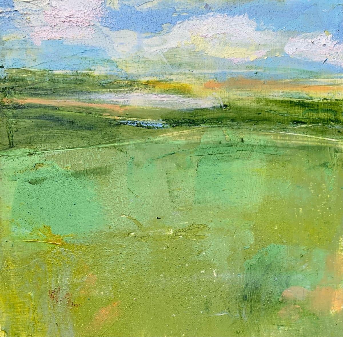 Little Landscape #3 by Sally Hootnick