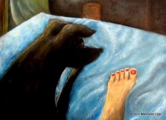 Coco Ed Il Mio Piede (Coco and My Foot) by Terri Maxfield Lipp