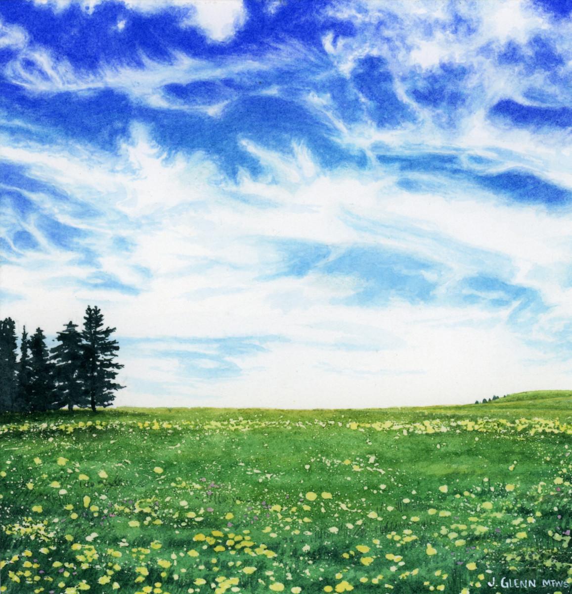 High Mountain Dreamin' by Jessica Glenn