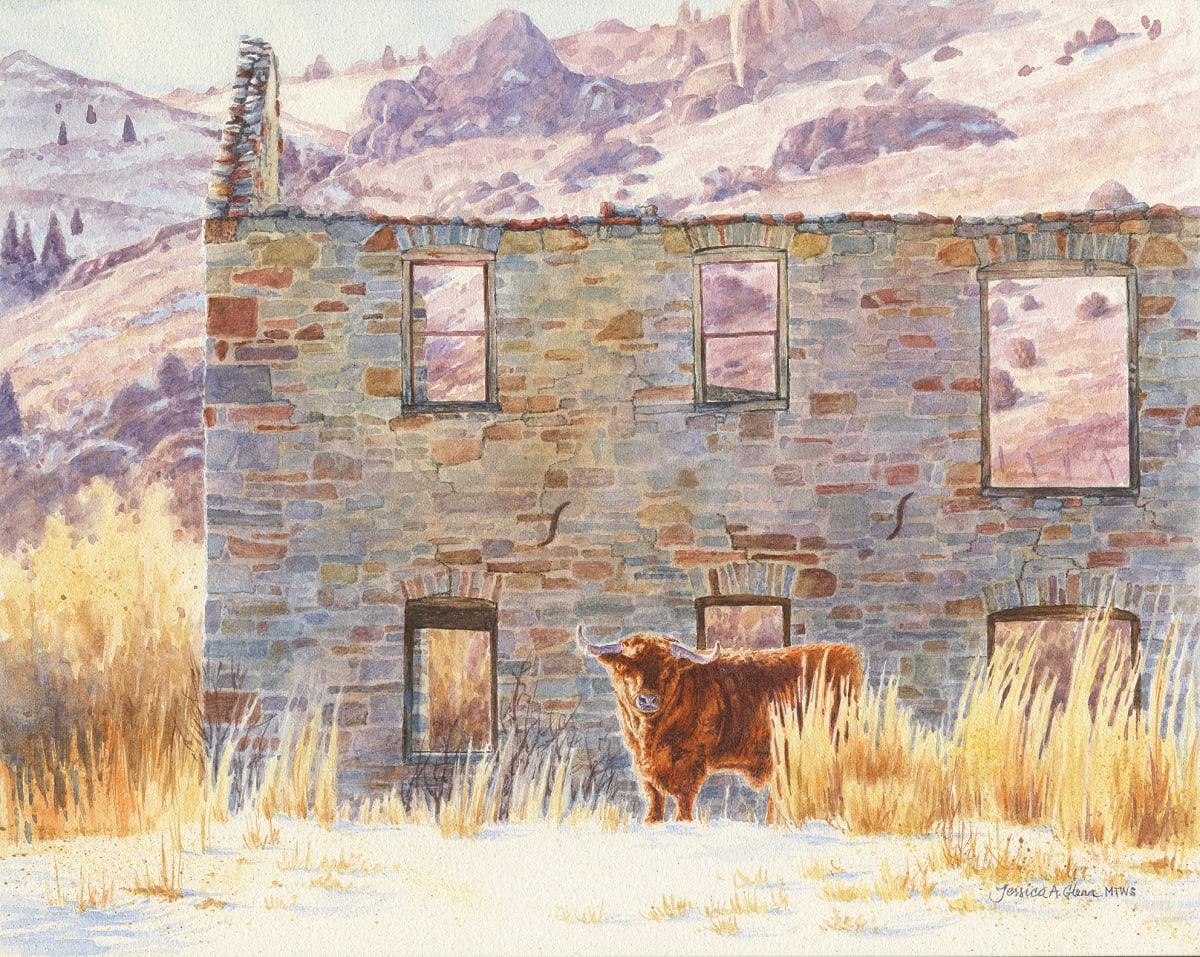 Sterling Mill Highlander by Jessica Glenn