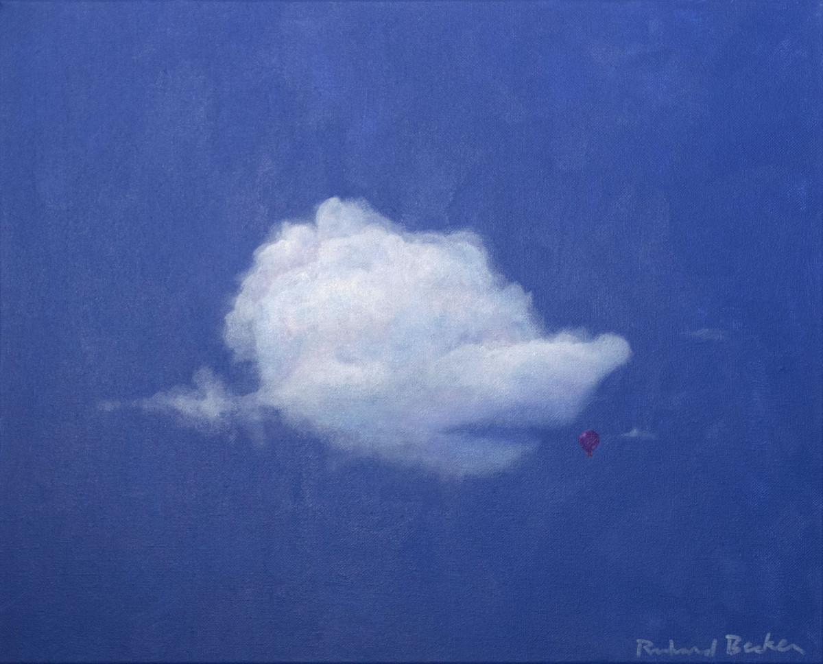 Balloon Cloud II by Richard Becker